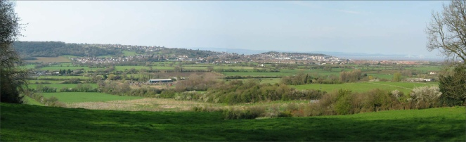 Portishead and Gordano Valley