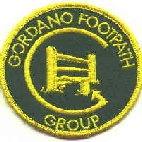 Gordano Footpath Group badge